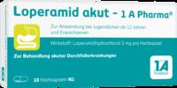 LOPERAMID akut-1A Pharma Hartkapseln