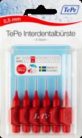 TEPE Interdentalbürste 0,5mm rot