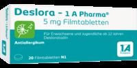 DESLORA-1A Pharma 5 mg Filmtabletten
