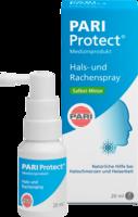 PARI ProtECT Hals- und Rachenspray