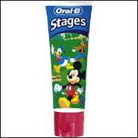 ORAL B Kinder Zahncreme Mickey Mouse