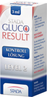 STADA Gluco Result Kontrolllösung Level 2