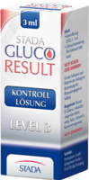 STADA Gluco Result Kontrolllösung Level 3
