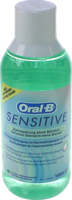 ORAL B Mundspülung sensitive