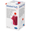 IDEALAST-haft color Binde 10 cmx4 m rot