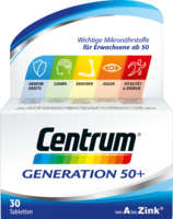 CENTRUM Generation 50+ Tabletten