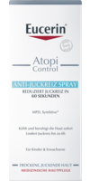 EUCERIN AtopiControl Anti-Juckreiz Spray